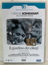 02315 DVD I Grandi Sceneggiati RAI - Il giardino dei ciliegi (2 Dischi) Pt 1-2