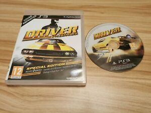 Driver: San Francisco For Sony PlayStation 3 PS3 - Reprinted Cover