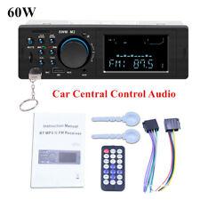 60W Car Central Control Audio Bluetooth MP3 Player USB/AUX/FM WMA/WAV Stereo