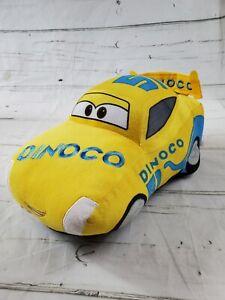 """DISNEY Pixar CARS 3 Cruz Ramirez DINOCO Plush 11"""" Stuffed Toy"""