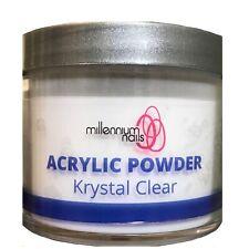 Millennium Nails Professional Acrylic Nail Powder Krystal Clear 50g
