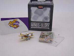 Wings of Glory WGF110B # Airplane Pack WW1 Aviatik D.I ( Sabeditsch ) 1/144 RAR