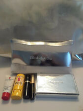 ELIZABETH ARDEN GIFT SET 8 HOUR CREAM WITH EYESHADOWS AND LIPSTICK AND TOTE BAG