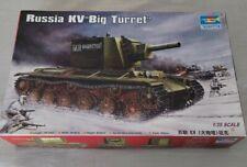 "1:35 Trumpeter Russia KV ""Big Turret"""