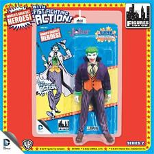 "Worlds Greatest THE JOKER   retro mego  figure 8"" MIP-SHIPS FREE!"