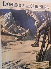 LA DOMENICA DEL CORRIERE 9 febbraio 1964 Corsa alla Luna Domenico Modugno Vanoni