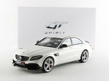 GT Spirit 2016 Mercedes Benz Brabus 650 Sedan White LE of 504 1/18 Scale New!