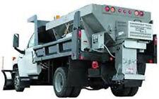 BUYERS SALT DOGG GAS Municipal Commercial Spreader 1400460SS 2.75 cu. yd. NEW
