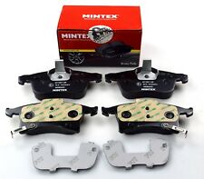MINTEX FRONT BRAKE PADS CHEVROLET OPEL VAUXHALL MDB2633 (REAL IMAGE OF PART)