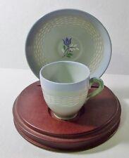 4 Minton CHINESE CELADON Demitasse Cups & Saucers EXCELLENT