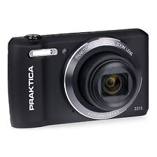 Praktica Luxmedia 20mp Digital Compact Camera - Black