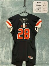 Mens L Nike Oregon State Beavers Football Training Jersey #28 Black New With Tag