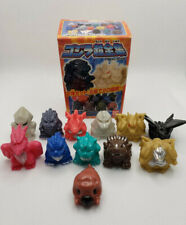 1990's Bandai Godzilla Candy Toys Lot