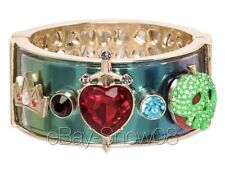 Evil Queen Cuff Bangle by Betsey Johnson New with Tags Snow White