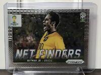 2014 NEYMAR JR PANINI PRIZM FIFA WORLD CUP NET FINDERS #5 BRAZIL
