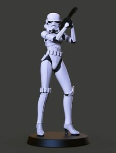 Stormtrooper Female Suit