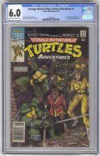 Teenage Mutant Ninja Turtles Adventures #1 CGC 6.0 Archie Comic KEY 1st Krang