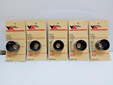 """5 X Vermont American 1 1/2"""" Carbon Hole Saw 18324"""