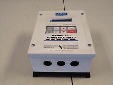Leeson 174943.00 1 HP 3 Phase 480/590 VAC Input Variable Drive 17494300 174943