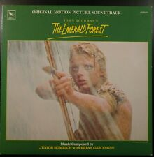 The Emerald Forest: Original Motion Picture Soundtrack on Vinyl LP (NOT CD)