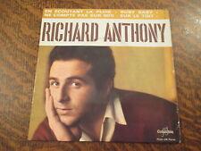 45 tours Richard Anthony - Ne compte pas sur moi