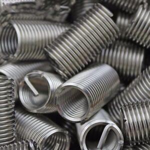 Helicoil Thread Repair Insert 304 Stainless Steel M2 M3 M4 M5 M6 M8 M10 M12 M16