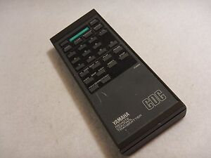 Yamaha CDC Remote Control VK 48850 - Tested and working