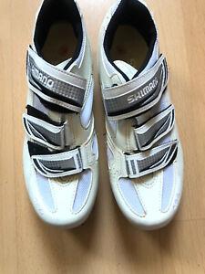 Shimano WR35 White Women's Cycling Shoe Size EU 41 Shimano WR35 Cycling Shoe