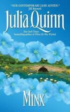 Minx von Julia Quinn (2004, Taschenbuch)