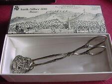 WMF Antik Rose 800er Silber Gebäckzange in OVP 17 cm