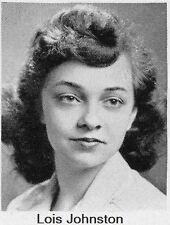 1944 Detroit MI Northwestern High School Yearbook~Photos~History~Sports~WWII
