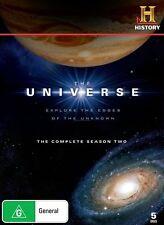 The Universe : Season 2 (DVD, 2010, 5-Disc Set) BRAND NEW ... R 4