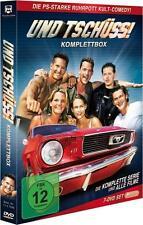 Und Tschüss! - Die Komplettbox (7 DVD Set) Benno Fürmann Neu