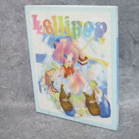 POP Gashu LOLLIPOP MOETAN 1st Drawing Illustration Art Book *
