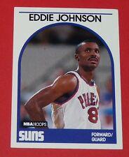 # 195 EDDIE JOHNSON PHOENIX SUNS 1989 NBA HOOPS BASKETBALL CARD