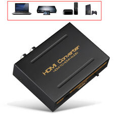 US One HDMI Input to One HDMI+Audio (5.1CH SPDIF+L/R) Output Extractor Converter