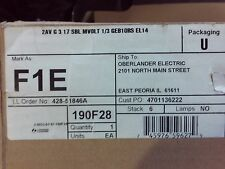 Lithonia Lighting 2AV G 3 17 SBL MVOLT 1/3 GEB10RS EL14 #1B-1147-E15