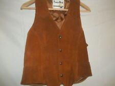 Leather Regular Size S Cowboy Vests for Men