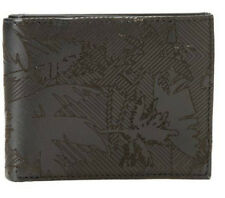VOLCOM New Mens Leather Bifold Wallet FILL THE VOID