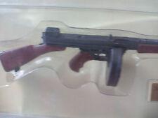 Subfusil Thompson 1928.  Miniatura Fusil Arma carabine or Rifle lead miniature