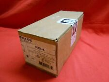 "KILLARK FXB-4 1/2"" FEED THROUGH SPLICE BOX FOR HAZARDOUS LOCATIONS - NEW IN BOX"
