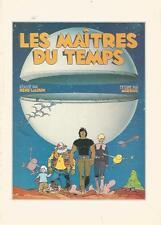 R. Laloux Moebius « Les Maîtres du Temps »  Dossier de presse