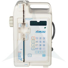 Securas/Abbott Sigma 8000 IV Pump (Calibrated) 6 month warranty Patient Ready