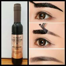 Tattoo Brow Easy Peel off Tint Gel Eyebrow Peel Long Lasting Make up Dark Brown