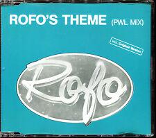 ROFO - ROFO'S THEME (PWL MIX) - CD MAXI [594]
