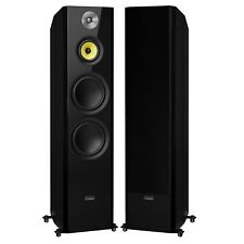 "Fluance Signature Series Hi-Fi 3-way Floorstanding Speakers  - Dual 8"" Woofers"