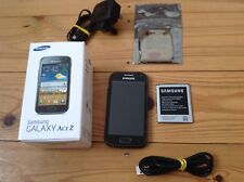 Samsung Galaxy Ace 2 Phone Factory Setting Boxed Charger etc. VGC