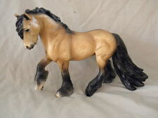 Breyer Horse Statue OOAK CM/Custom Fell Pony Dappled Buckskin
