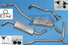 Auspuff VW T4 IV 1.9 2.0 2.4 D 2.5 90-95 KURZ SWB Auspuffanlage
