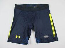 Under Armour - Navy Poly Runnung Tights Shorts (3xl)